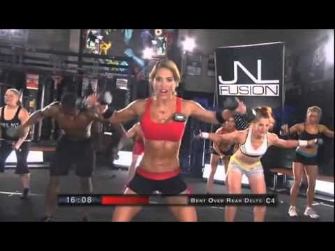 Jennifer Nicole Lee - Fusion Shoulder Shredder - YouTube