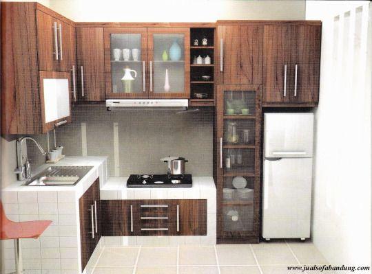 tentukan biar seluruhnya sama sesuai kemauan anda. Selamat berburu harga kitchen set minimalis  terdiri dalam rack piring, tempat membersihkan piring, kompor, almari pendingin, laci tempat bumbu,