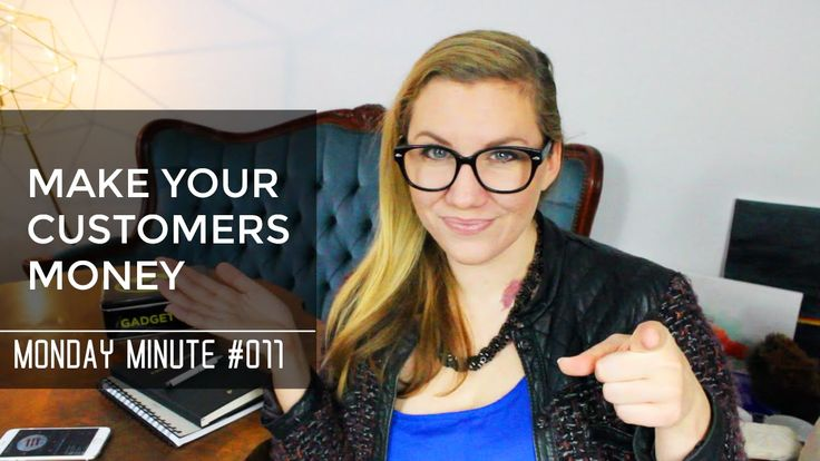Monday Minutes!  I share stories about the crazy financial experiments I did as an 18-year old first time entrepreneur! tongue emoticon And the most fool-proof way to build good businesses that everyone seems to just forget about. Paying Your Customers: Monday Minute #011
