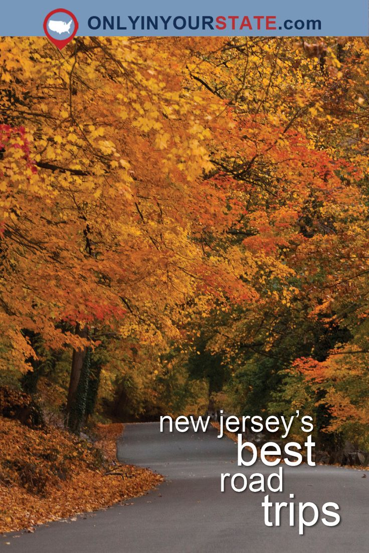 Travel | New Jersey | Attractions | Sites | Places To See | Photography | Road Trip | Drives | Scenic Drives