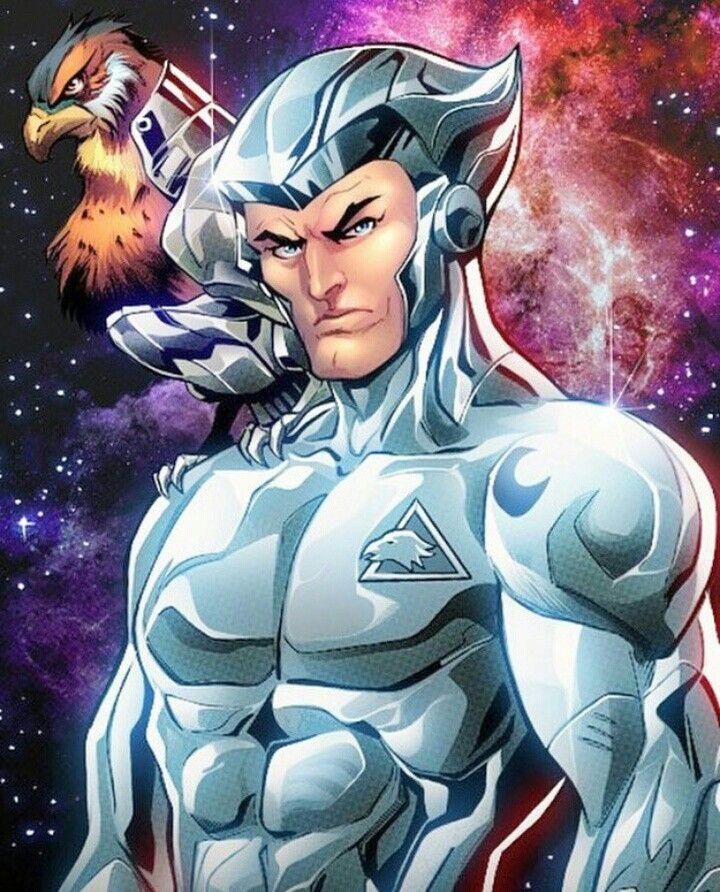 silver hawk cartoon characters adultcartoonco