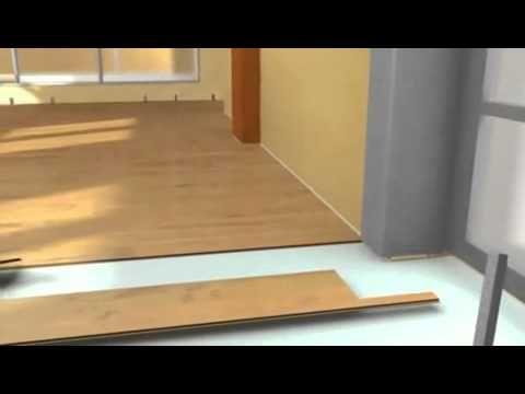 17 best ideas about como instalar piso laminado on - Como instalar piso parquet ...
