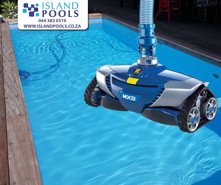 Keep Your Newly Installed Islandpools Swimming Pool Sparkling Clean With The Zodiac Mx8 Pool Cleaner Our Expert Team Will Pool Cleaning Swimming Pools Pool