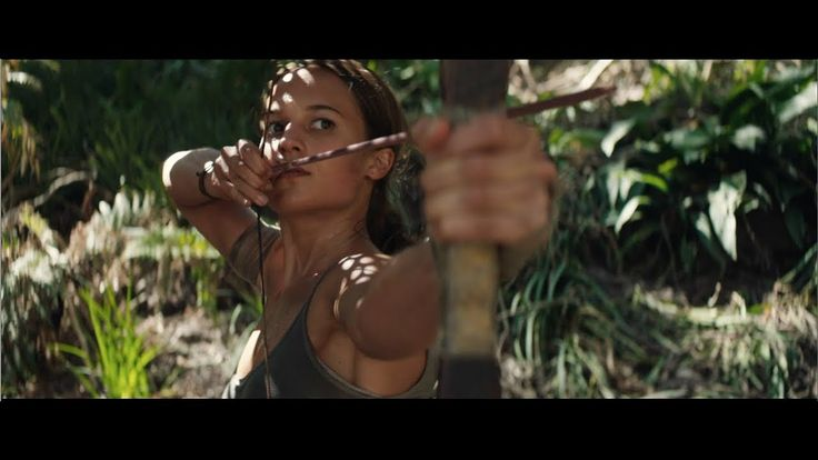 TOMB RAIDER - Official Trailer #2  ||  Her legend begins. Watch the new trailer for #TombRaider. -- Lara Croft, the fiercely independent daughter of a missing adventurer, must push herself beyond ... https://www.youtube.com/watch?v=lQ83xFEaUMM