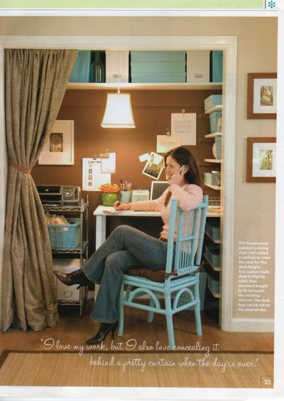94 best Home Office Closets images on Pinterest