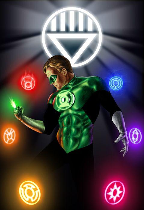 Green Lantern Blackest Night by ~OzWonderland on deviantART