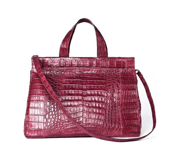 #Crocodile Urban #bag. Handmade in Colombia. Luxury meets function with this elegant versatile #handbag. $1750
