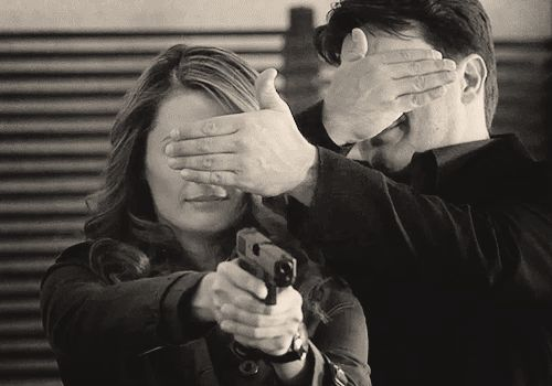 just when I think I am over my unhealthy obsession with this show, random gifs remind me that castle will always eat my heart.