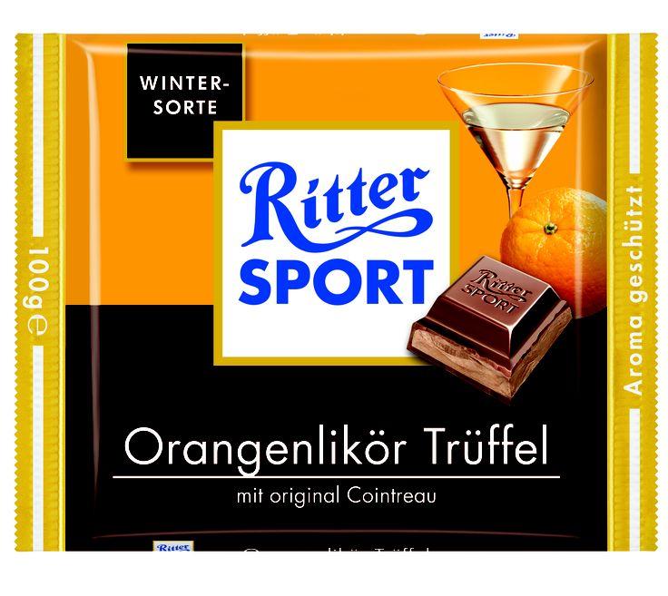 RITTER SPORT Orangenlikör-Trüffel (2008)