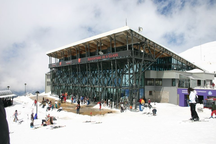 Parnassos Ski Resort
