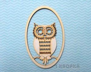 OWLove - sowa w owalu