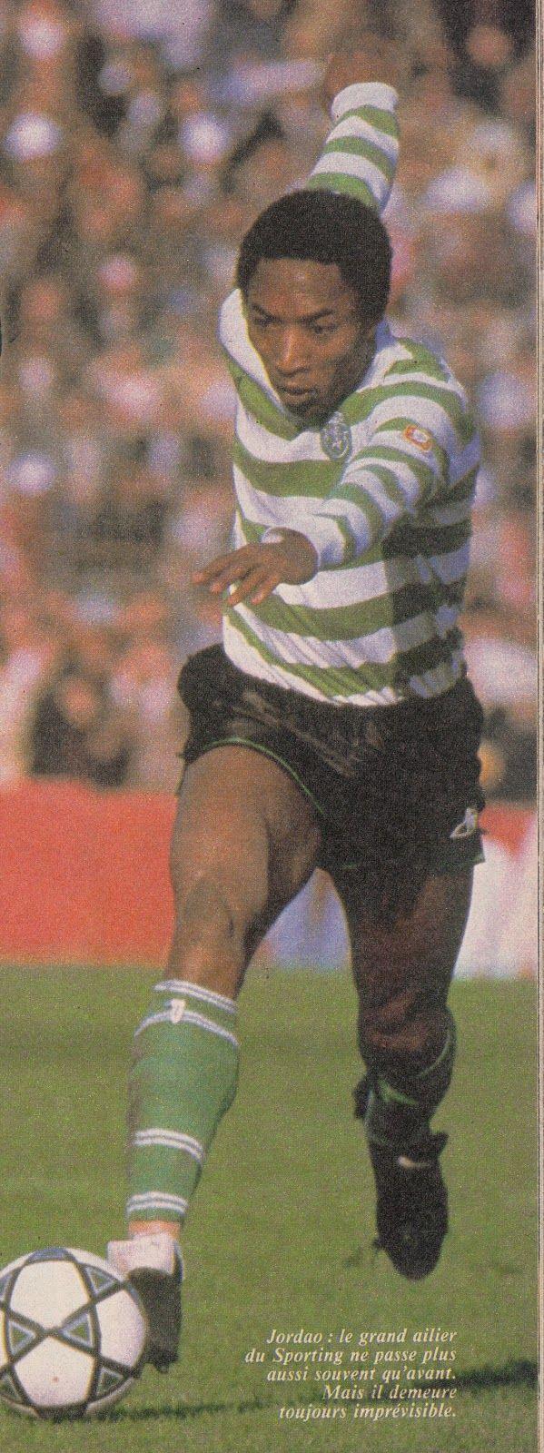 Rui Jordao 1982-83 season
