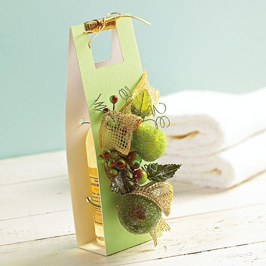 29 best images about wrapping ideas on pinterest diy for Diy wine bottle gifts