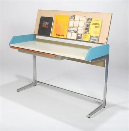 action office desk by george nelson for herman miller c - George Nelson Herman Miller Schreibtisch