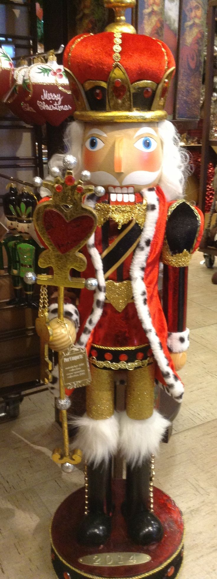 Nutcracker the king
