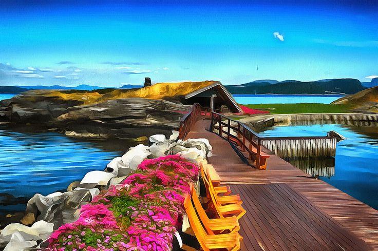 Flor & Fjære. Stavanger, Norway.