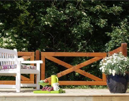Pynt din have med et flot forhavehegn fra PLUS.