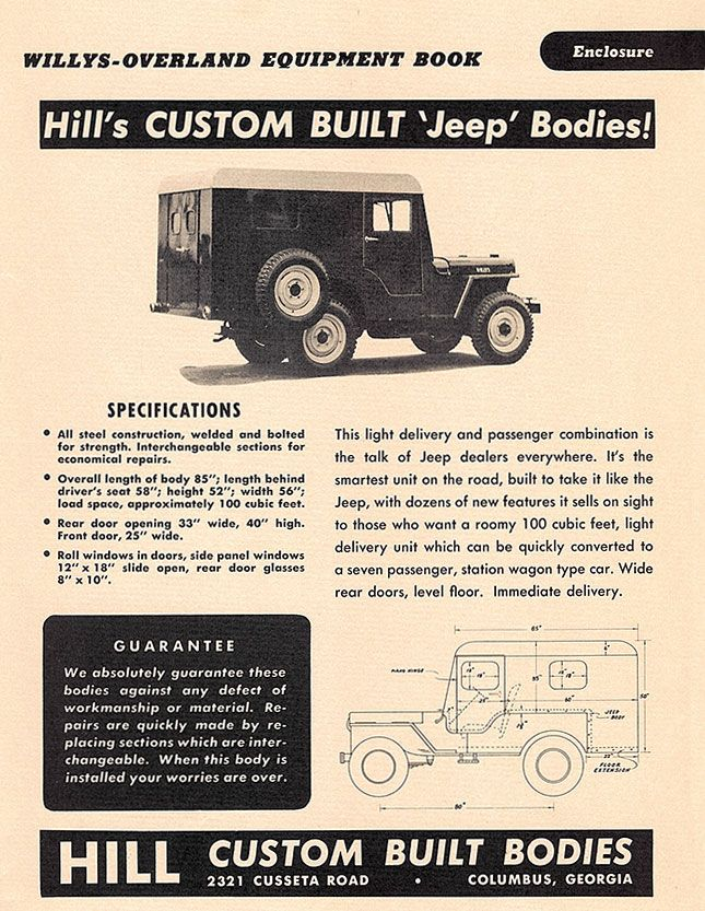 Ewillys Your Source For Jeep And Willys Deals Mods And More Custom Jeep Wrangler Jeep Dealer Built Jeep