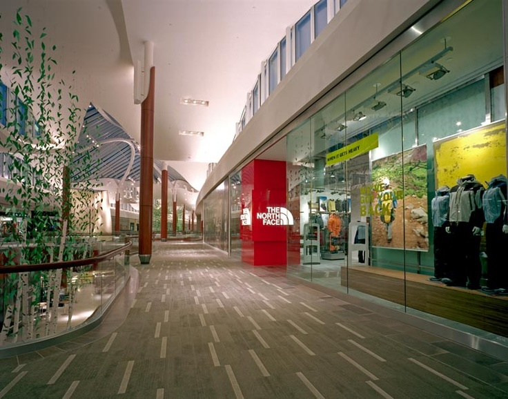 The North Face, located at Cincinnati Premium Outlets®: The North Face® brand has grown from a single storefront to a respected global brand that generates over .