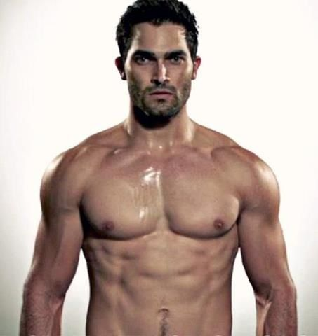 Tyler Hoechlin - wanna get to this. Not huge but all around fit.