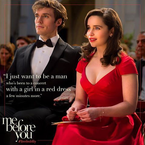 Me Before You Quotes Captivating 53 Best Me Before You Images On Pinterest  I Am Me Before You And . Decorating Inspiration