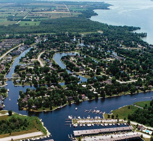 Lagoon City Ontario Venice of Ontario