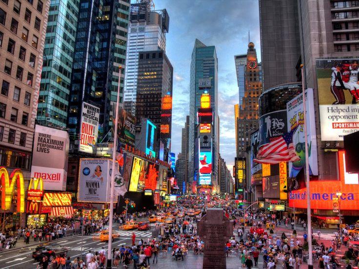 LA MODE DANS LE MONDE: A Gagner 1 week-end à New-York pour 2 personnes au départ de Nice (2 765 €)