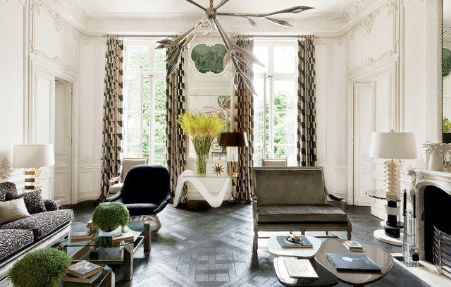 Lauren Santo Domingo Paris Apartment