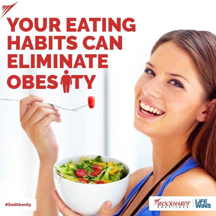 Eating junk food and drinking sugary drinks can be one of