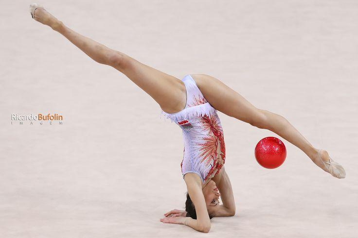 Neviana Vladinova - BUL  #fig #cbg #caixa #canon #gimnastics #gimnasia #ginastica #rhythmic #ritmica #bulgaria #bul #ball #bola #rio2016 #olympic #sport #sportphotography #bufolin #rbufolin #vladinova
