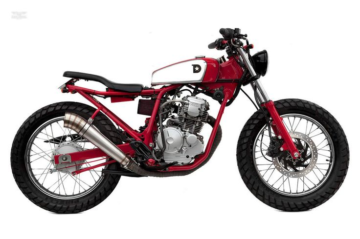 The Scorpio Yamaha 225 | Deus Ex Machina | Moto Rivista
