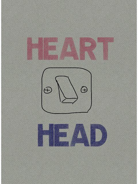 Le coeur ou la raison ? Faut il vraiment choisir en fait :)