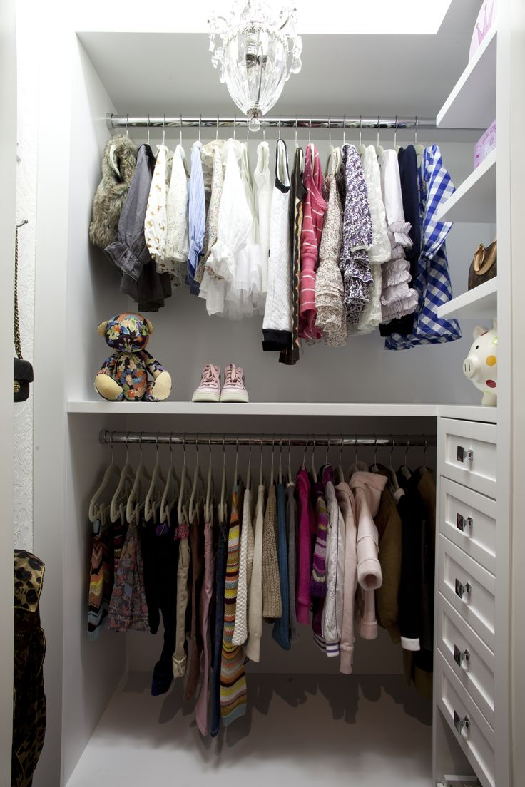 10 Tips For The Perfect Kids Closet