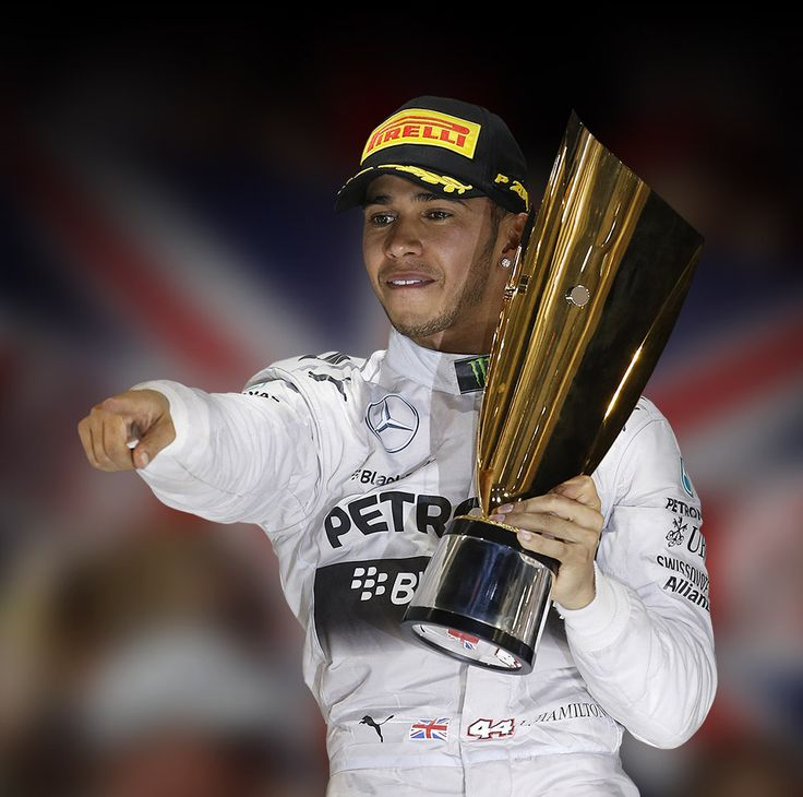 """This is the best F1® season I've commentated on these past 18 years""– MARTIN BRUNDLE"