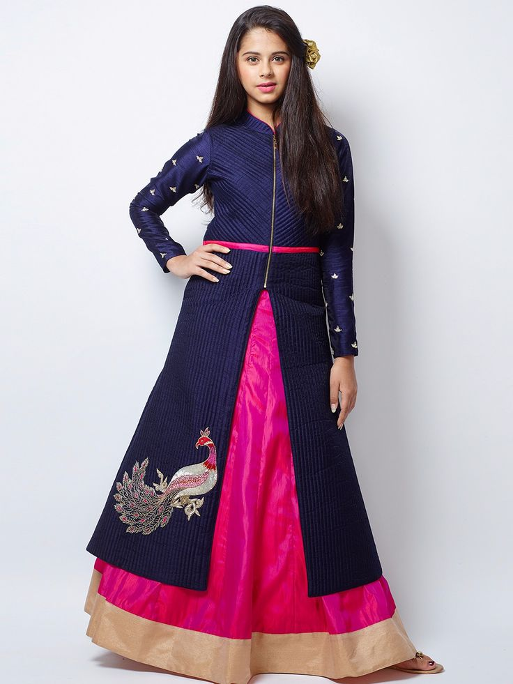 G3 Exclusive Magenta Silk Wedding Wear Lehenga Choli