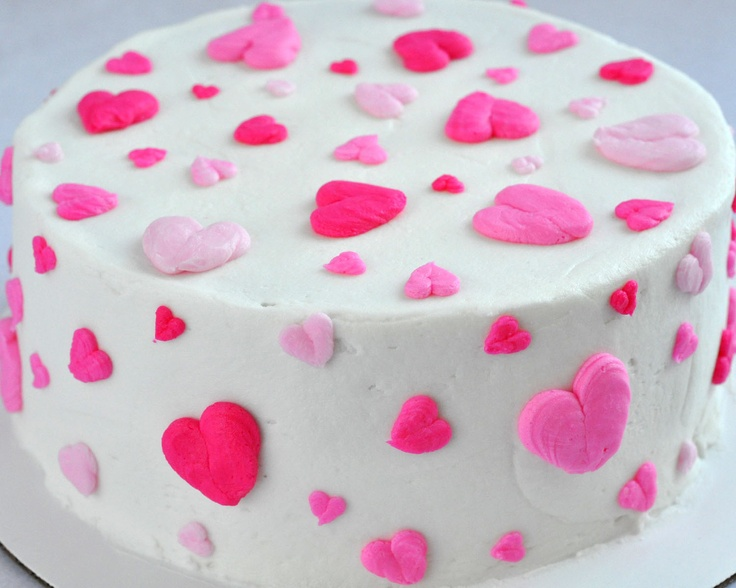 heart inside cake how to cook that