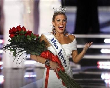 Una joven de Nueva York, elegida Miss América 2013