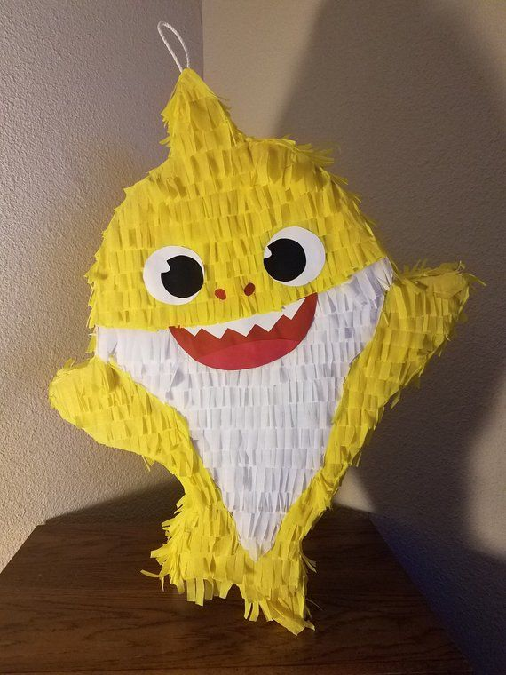 Baby Shark Pinata In 2019 Products Baby Shark Shark