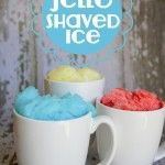 Make Jello Shaved Ice