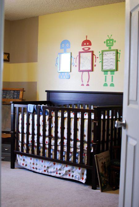 Robot Framed Pictures