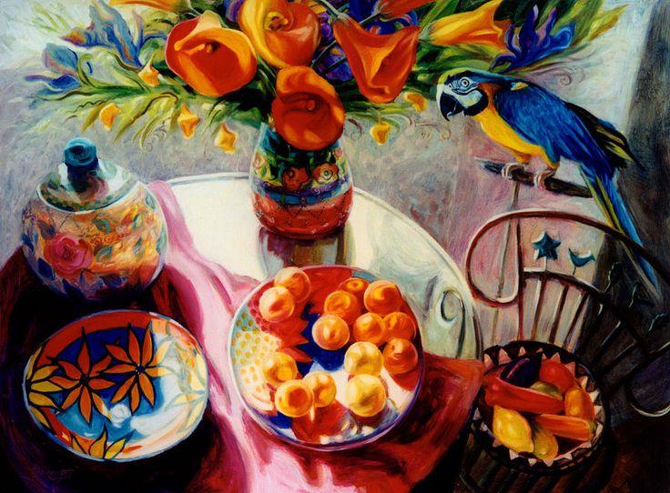 Melodys Still Life.   Gina Blickenstaff
