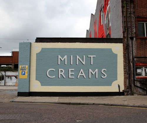 Mint Creams