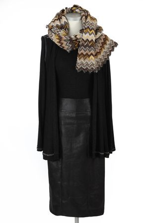 Shop L U C Y Fitted Pencil Skirt by IOSOY now on nelou.com. Plus 8600 more designs.