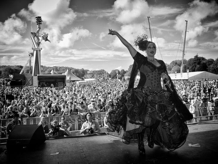 Katherine Ellis, London pride 2013