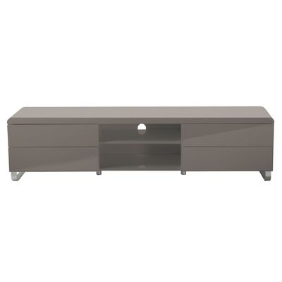 Click to zoom - Load TV unit with drawers stone