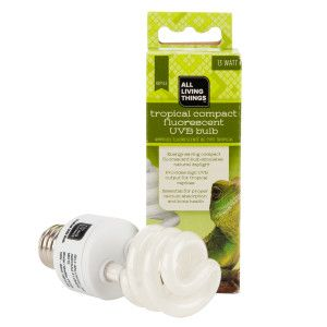 All Living Things® Reptile Tropical Compact Fluorescent UVB Bulb | Bulbs & Lamps | PetSmart