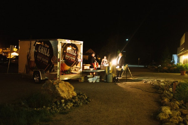Chip truck for late night snack!