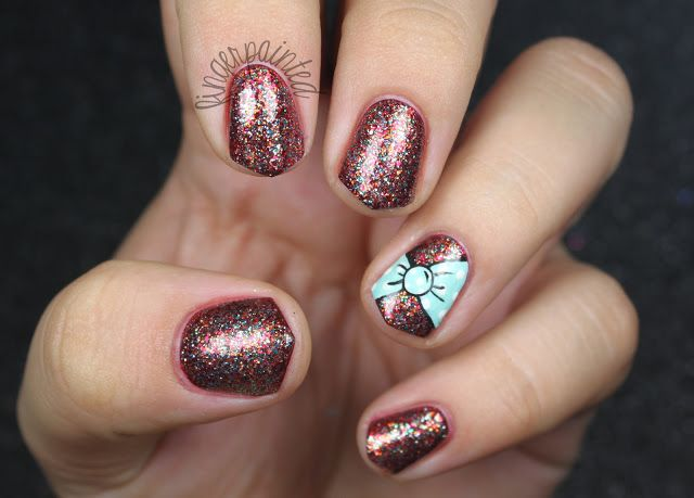 Finger Painted: The One With Shimmer Polish Alessandra!