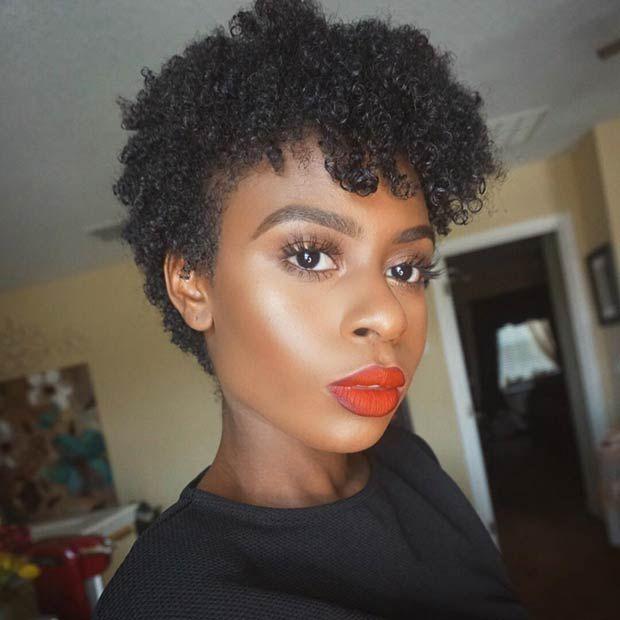 1000+ Ideas About Black Pixie Haircut On Pinterest