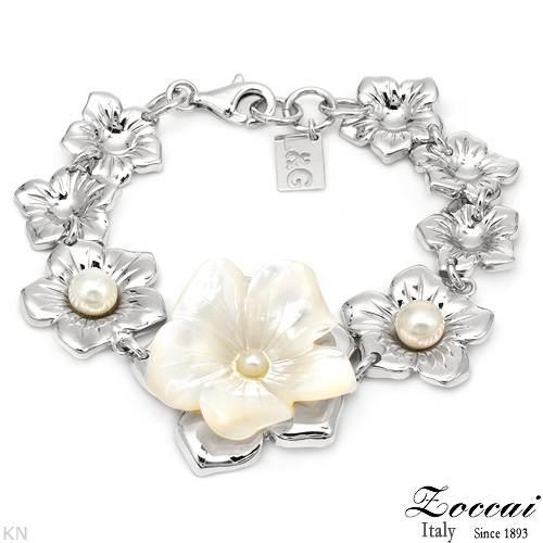 Bracelet - L BY ZOCCAI Freshwater Pearl Sterling Silver Bracelet $170